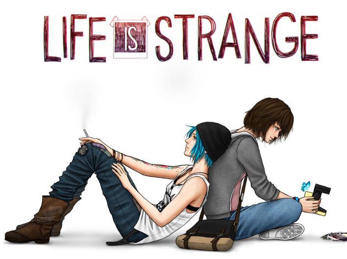 Life is Strange by ©2015-2019 trixdraws